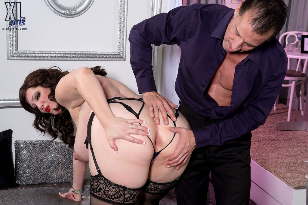 Jasmine Jones inspires hard cocks and big loads