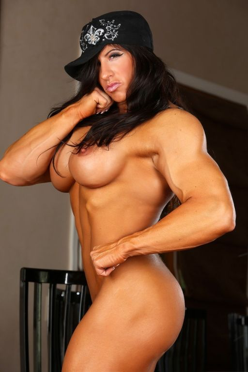 Consider, that japanese female bodybuilder nude