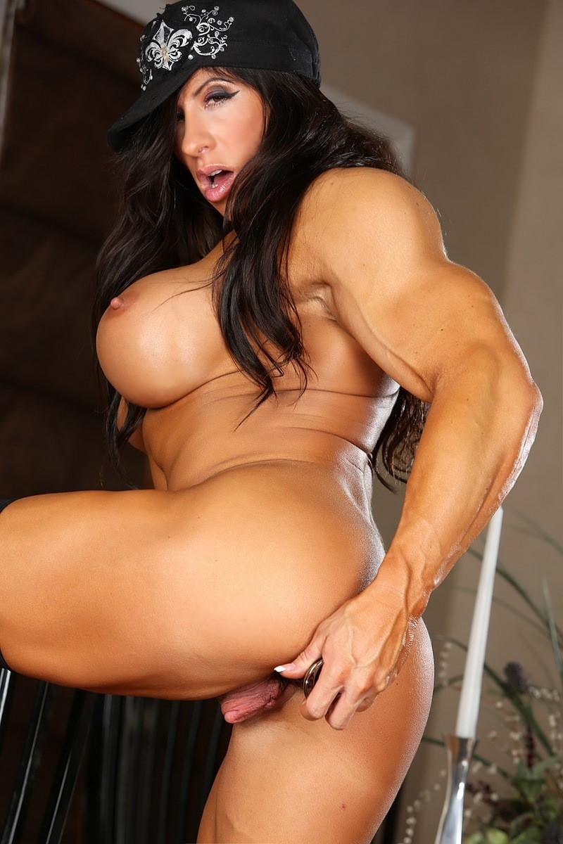 Angela Salvagno Anal Porn - Muscular Pornstar Angela Salvagno sensual posing - Pichunter