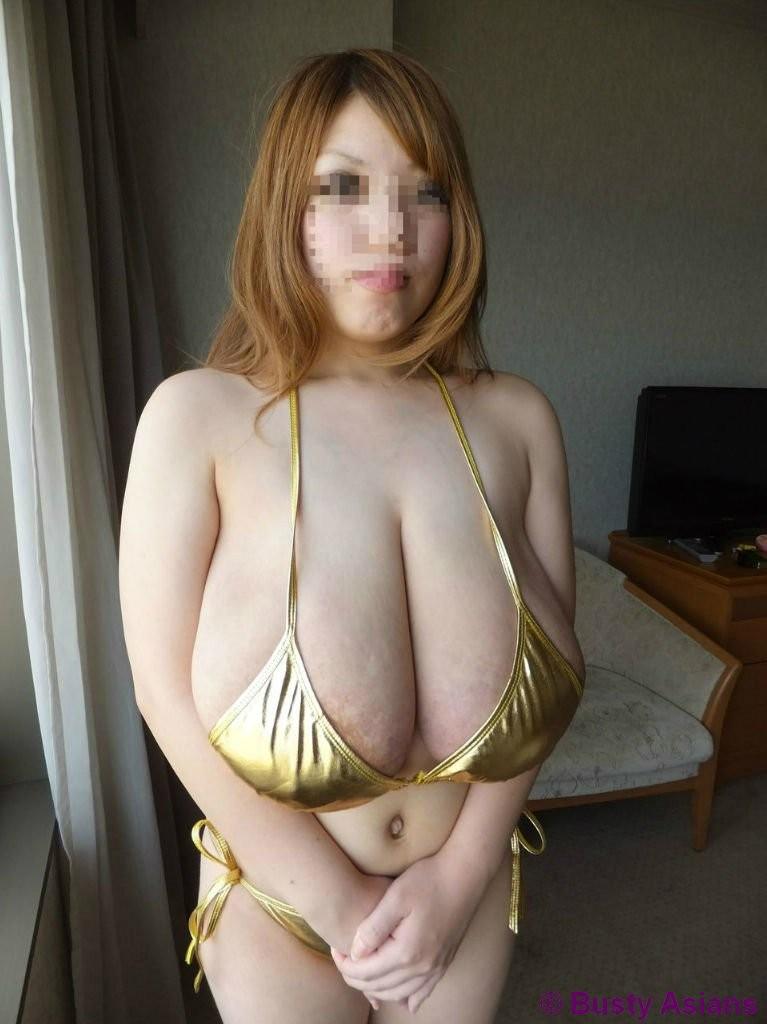 Massive lesbiam asian tits