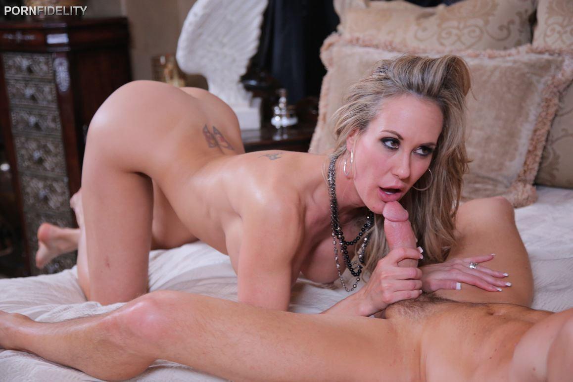 Brandi love blow jobs