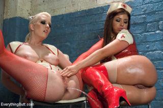 bizarre lesbian nurse sex pichunter 1