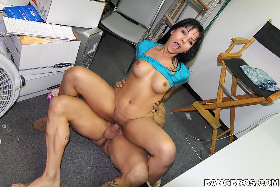 Big booty latina fucked hardcore