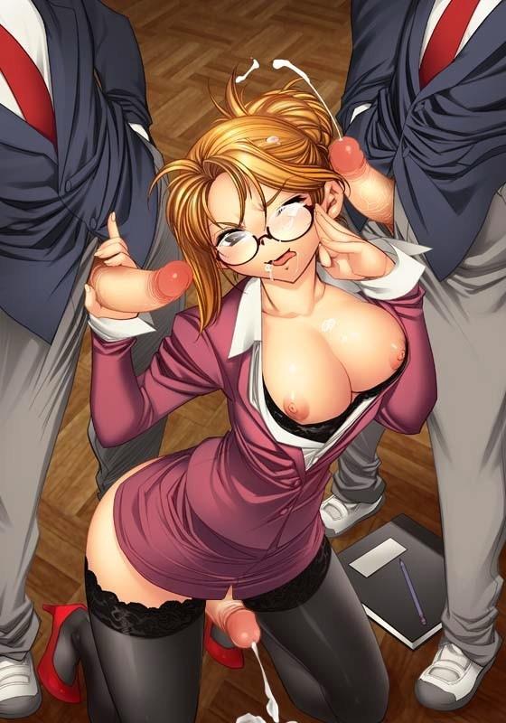 Hentai Anime School Girl