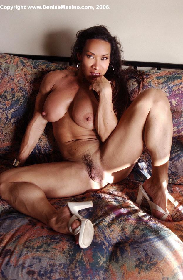 Denise masino giant clit