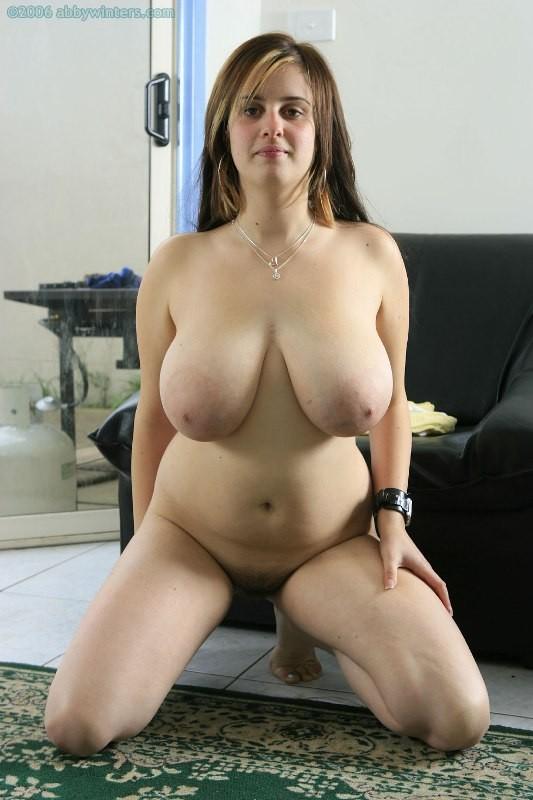 Massive bouncing tits