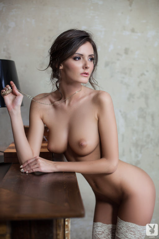 Hungarian International model Sunshine is a tall