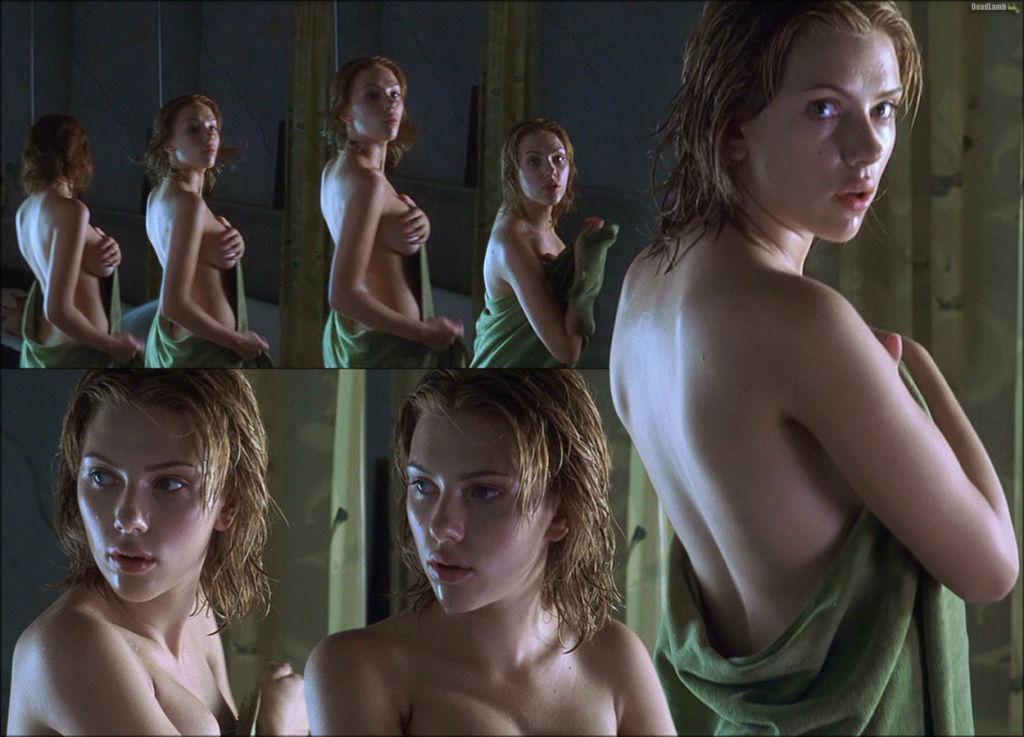 Johansson nude keira scarlett and knightley right. good