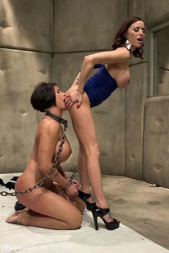 Lesbian Sex Bondage