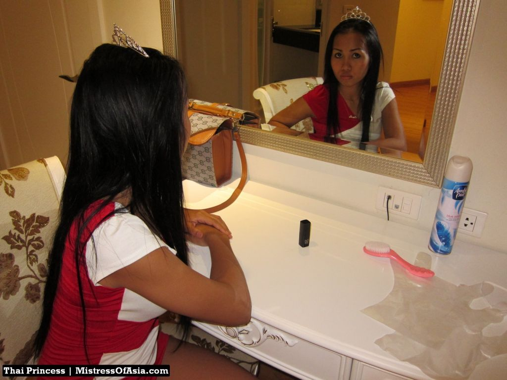 Thai princess nurse