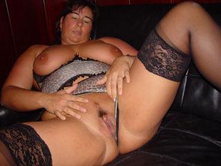 plumper mature lady sex