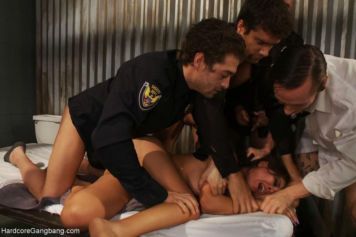 Ejaculation during orgasm