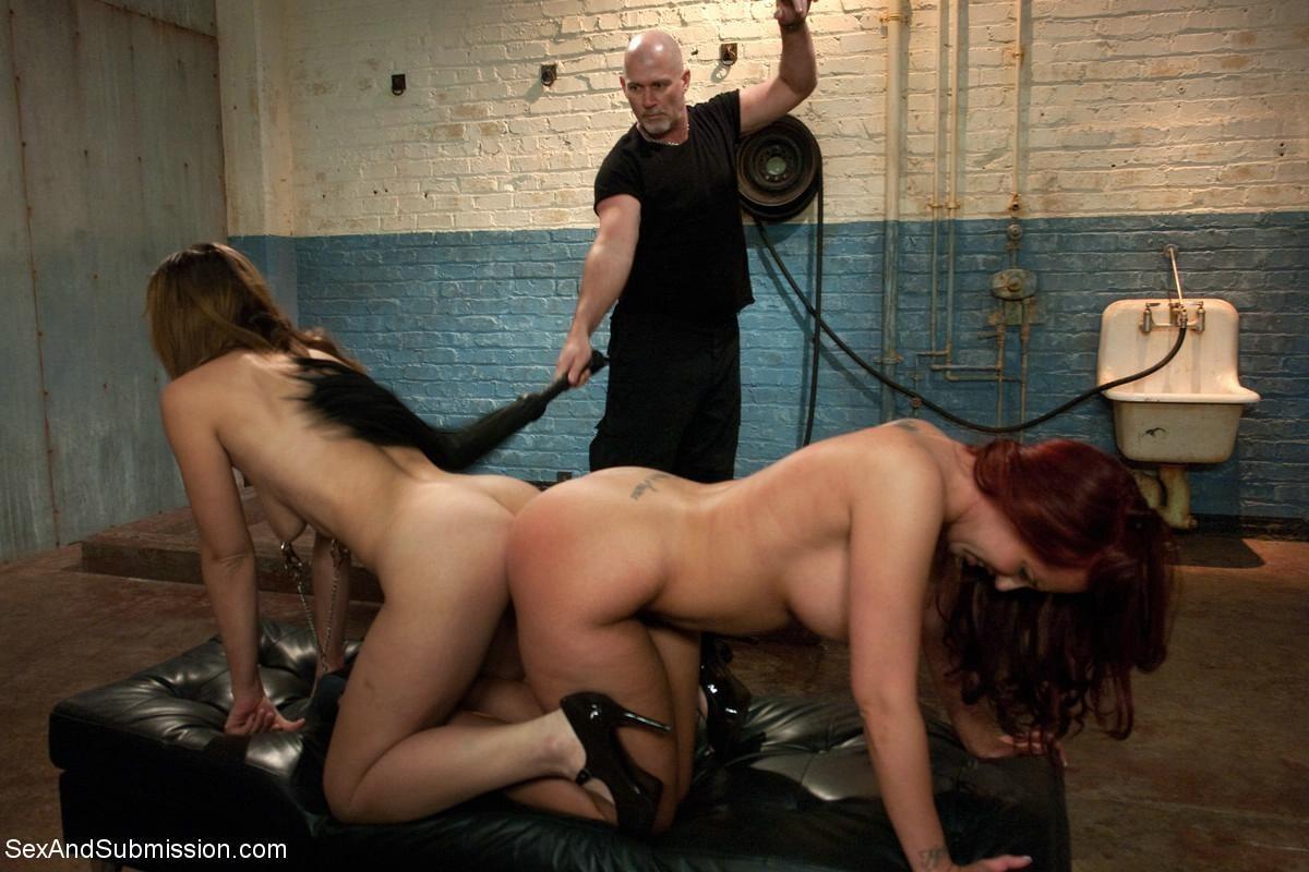 Рабство в подвале секс порно