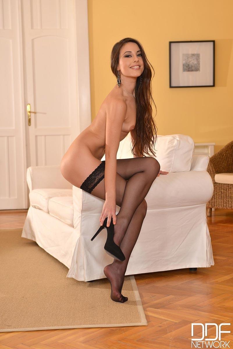 Garcia stocking Lorena xxx