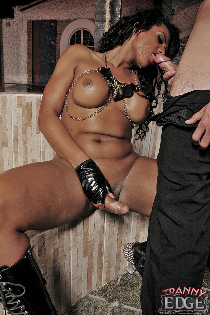 Tranny sex slave