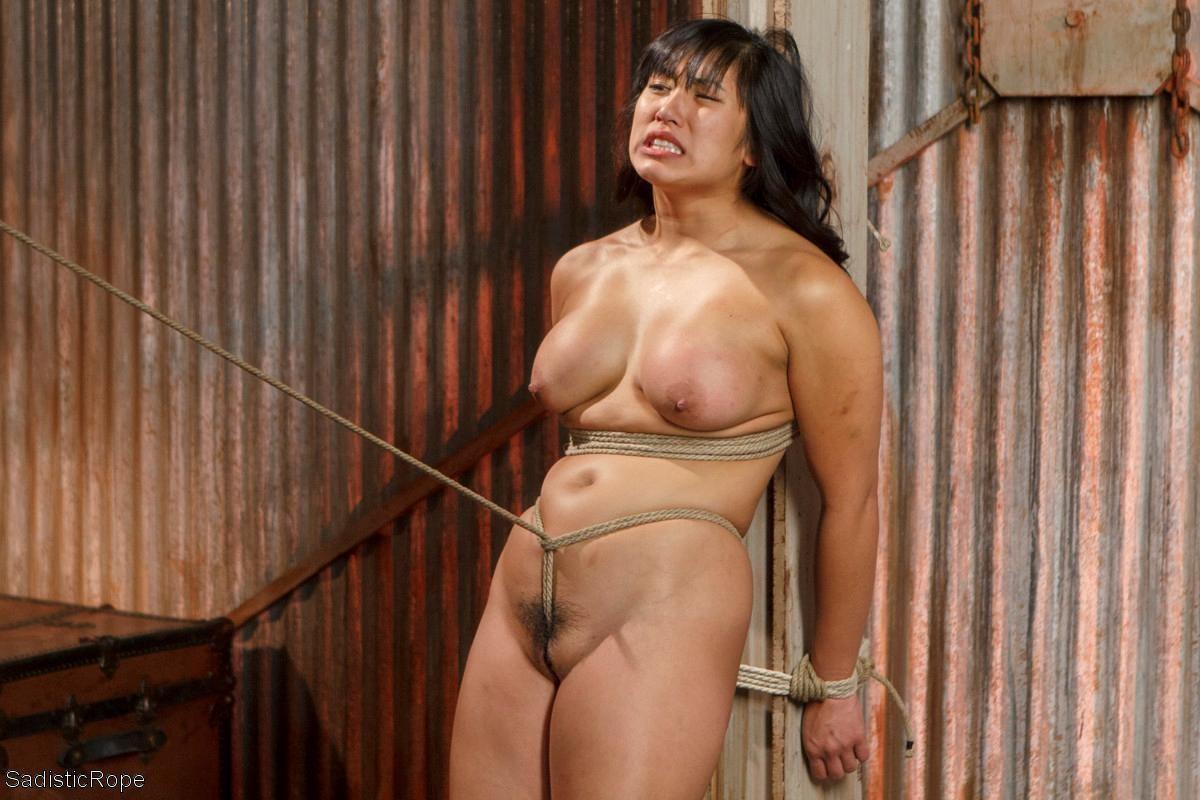 Evil bondage asian