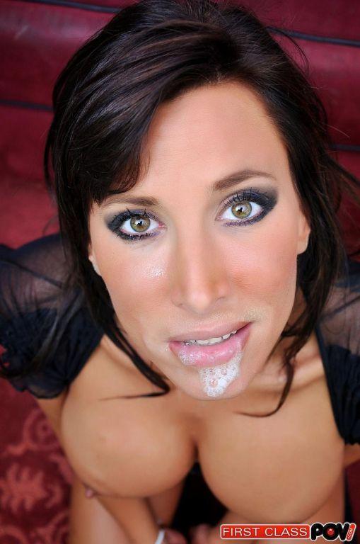 Lezley Zen Wraps Lips Tight Around Your Big Meaty