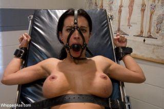 Lesbian bondage sex in hospital