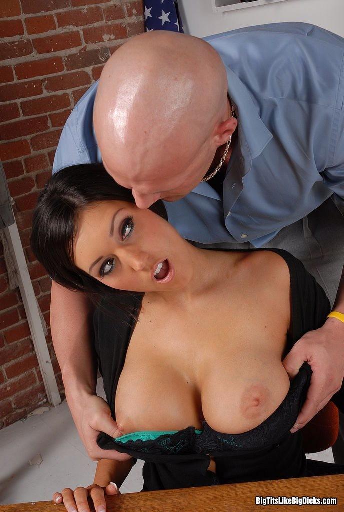 Fucked Hard Screaming Big Tits