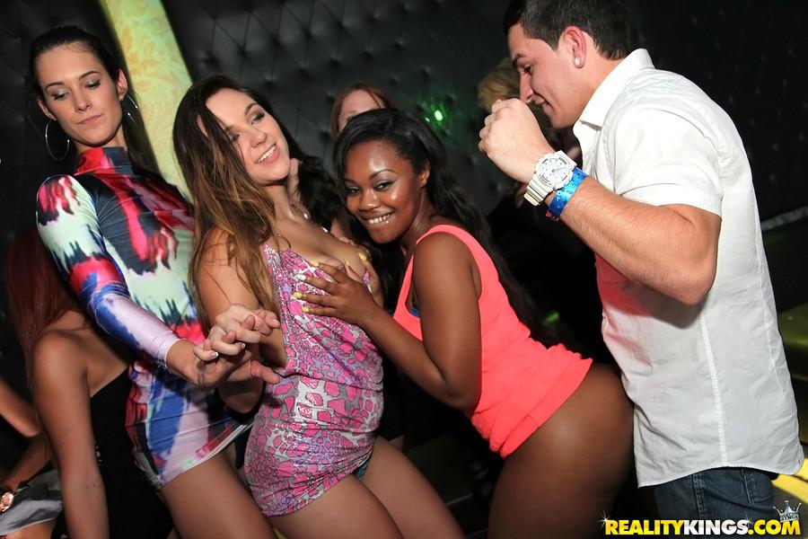 Latin teen sex party