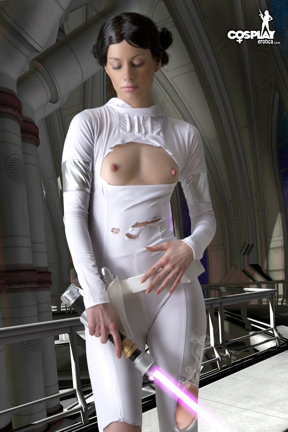 The excellent star wars cosplay porn consider