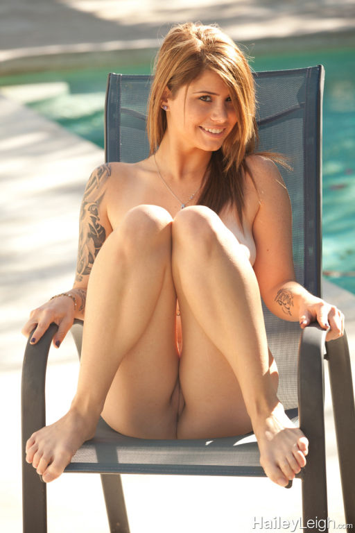 Hailey Leigh Summer Time Strip