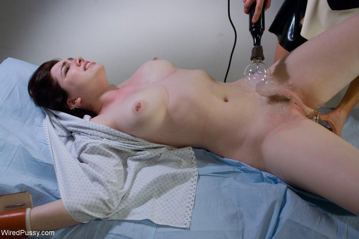 Black midget vibrator shower