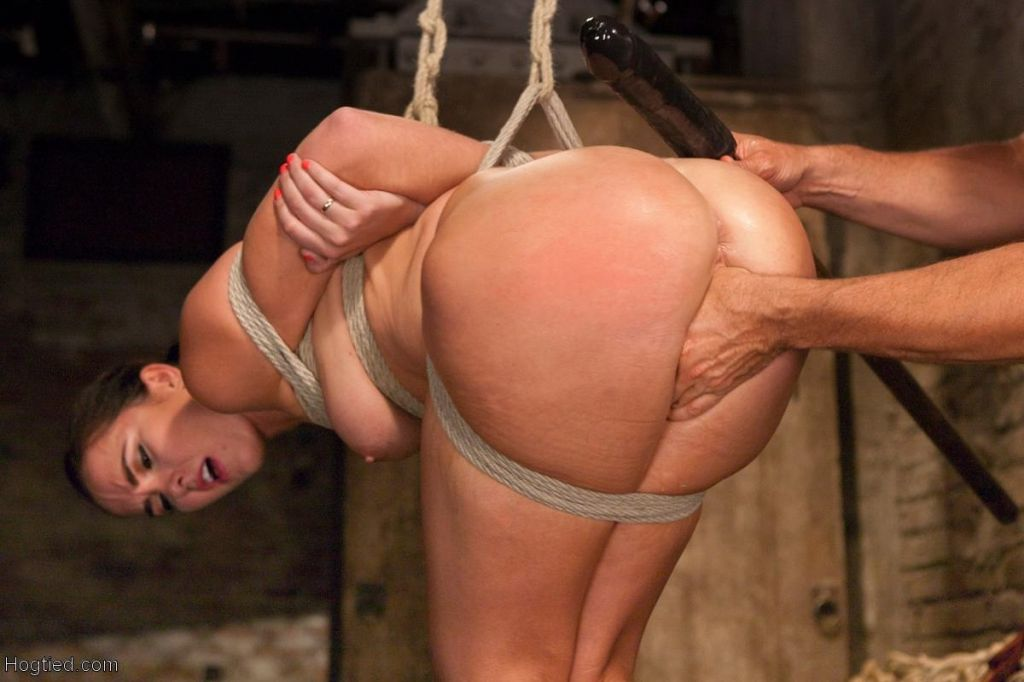 Bianca Breeze rot drill fucked into multiple squir
