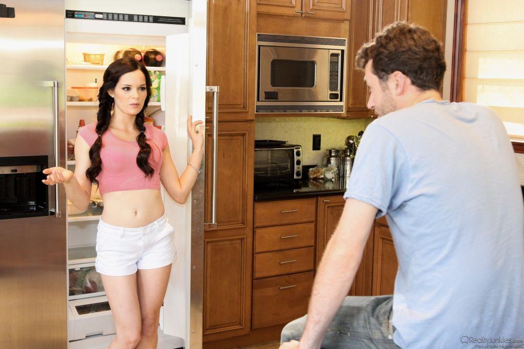 Jenna J Ross and James Deen Babysitter Diaries