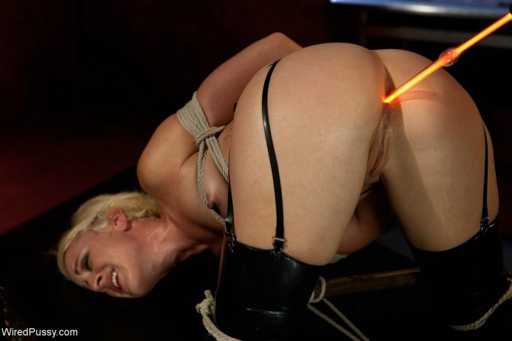 Lesbian domination bondage and more