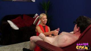 Kiara Lord Teasing The Virgin CFNM