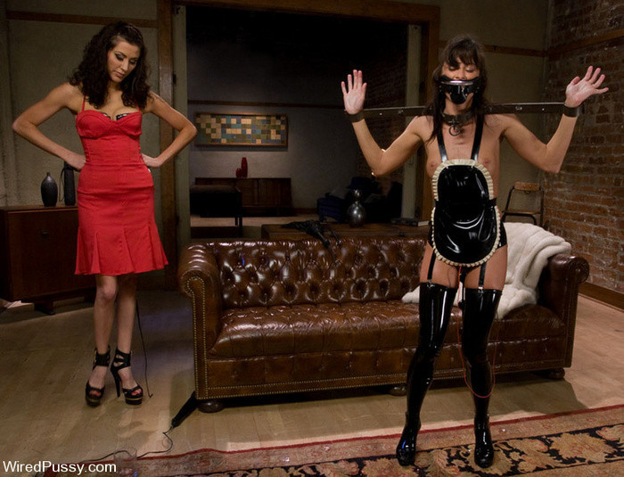 Female fisting maides