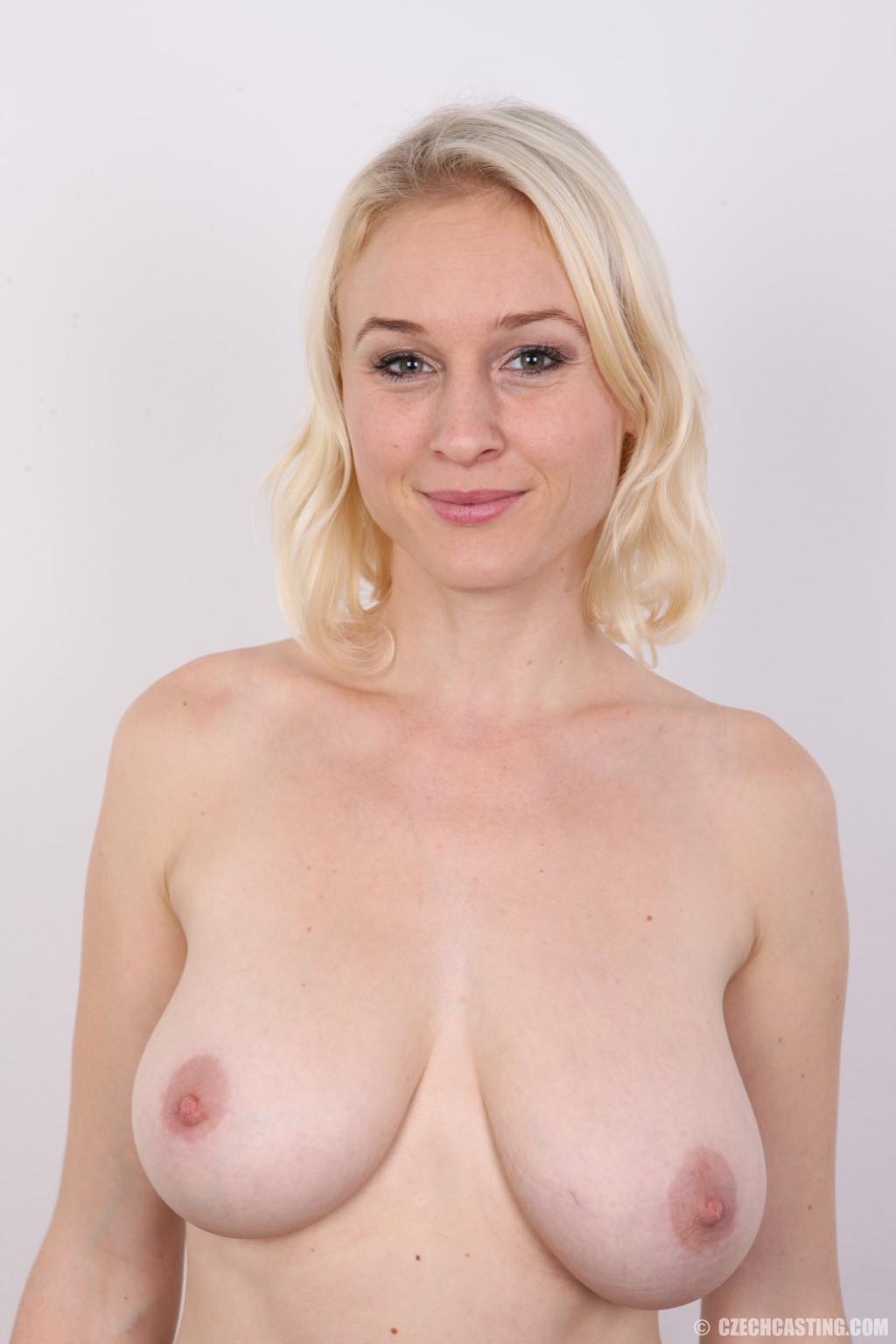 Big Blonde Amateur Tits