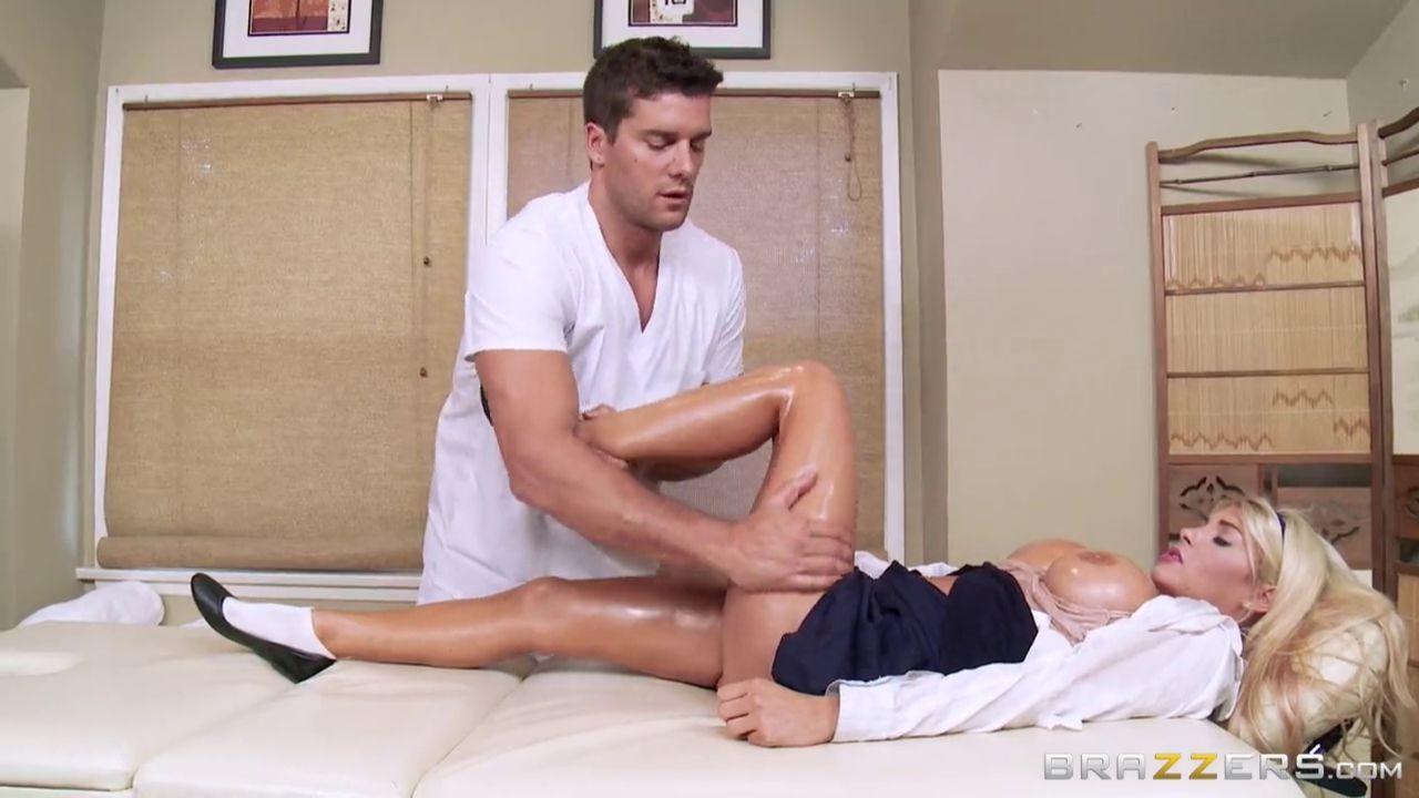 Kayla kayden massage
