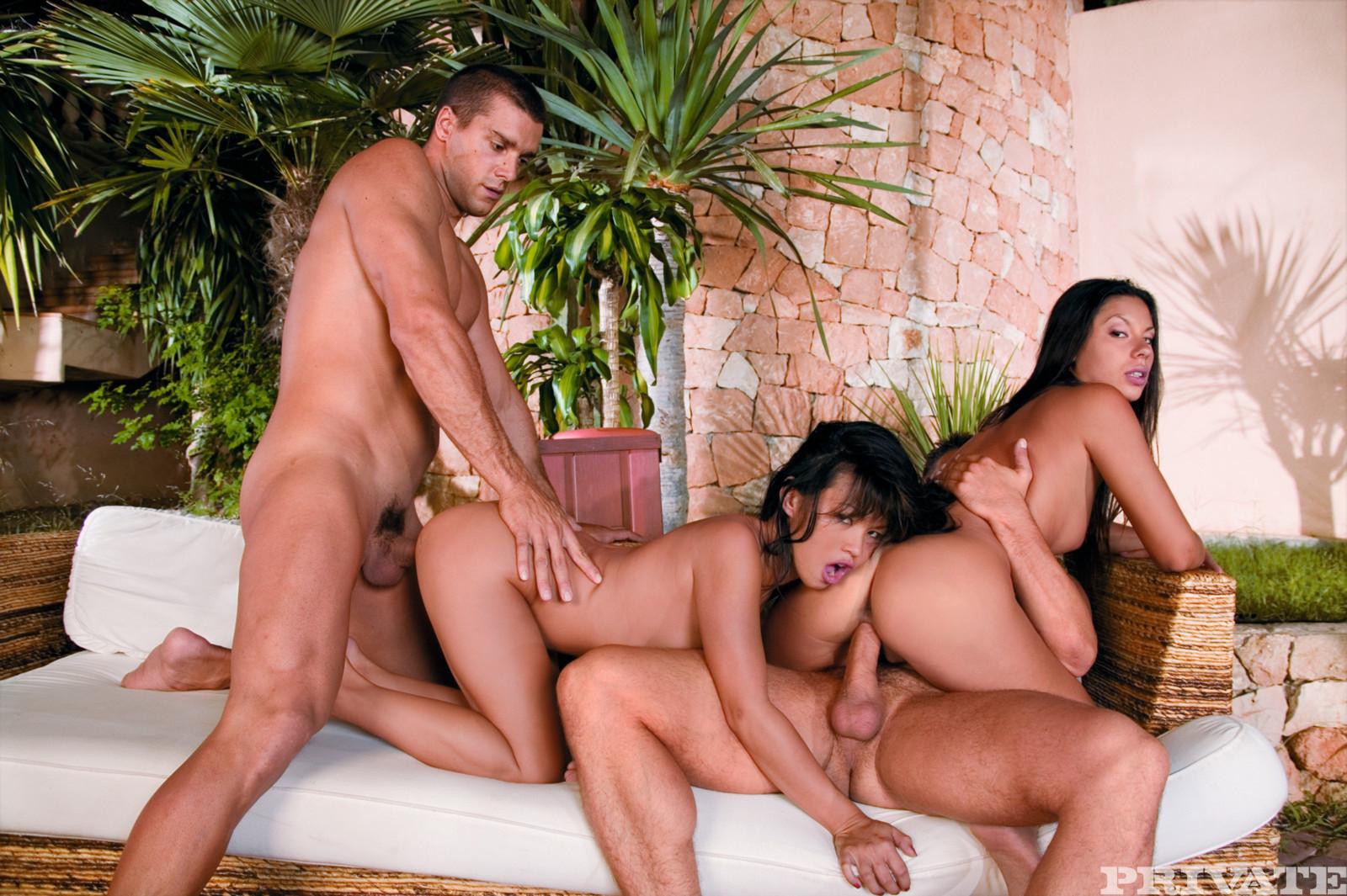 Sexy Vanessa Paradise Pornstars Dp