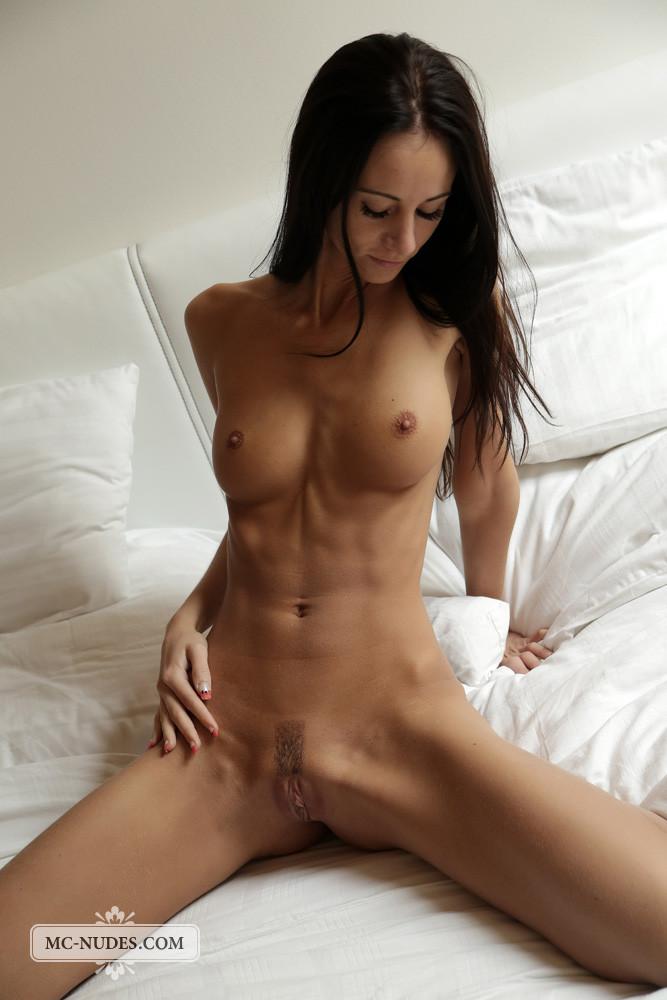 Skinny Teen Meaty Pussy