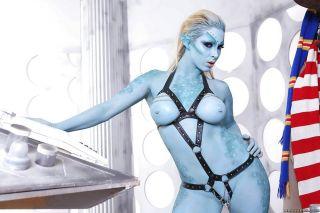 Avatar pornstar loves sex and porn