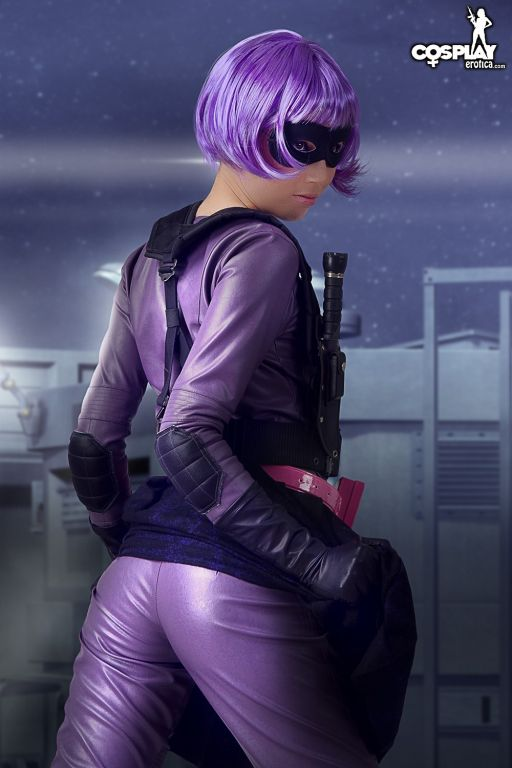 KickAss girl cosplay