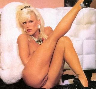 Vintage Pics of Classic Pornstar Amber Lynn