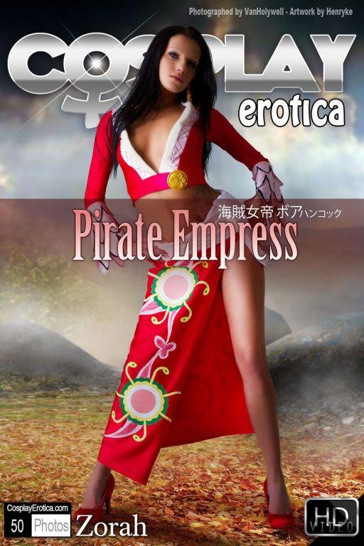 Cosplay Erotica Boa Hancoc One Piece nude