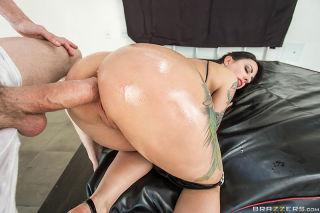 naked Dollie Darko anal booty