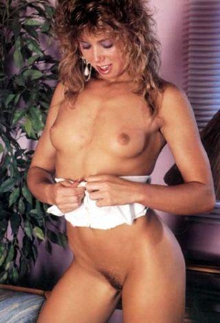 Classic pornstar Blondi looking sexy