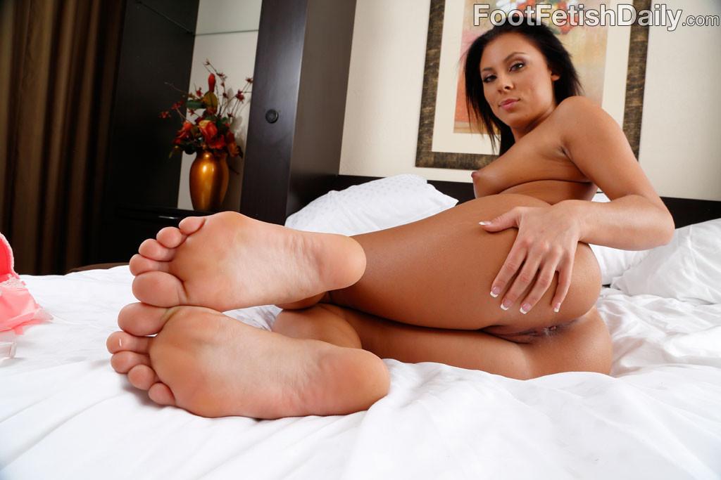 Pornstars feet licked