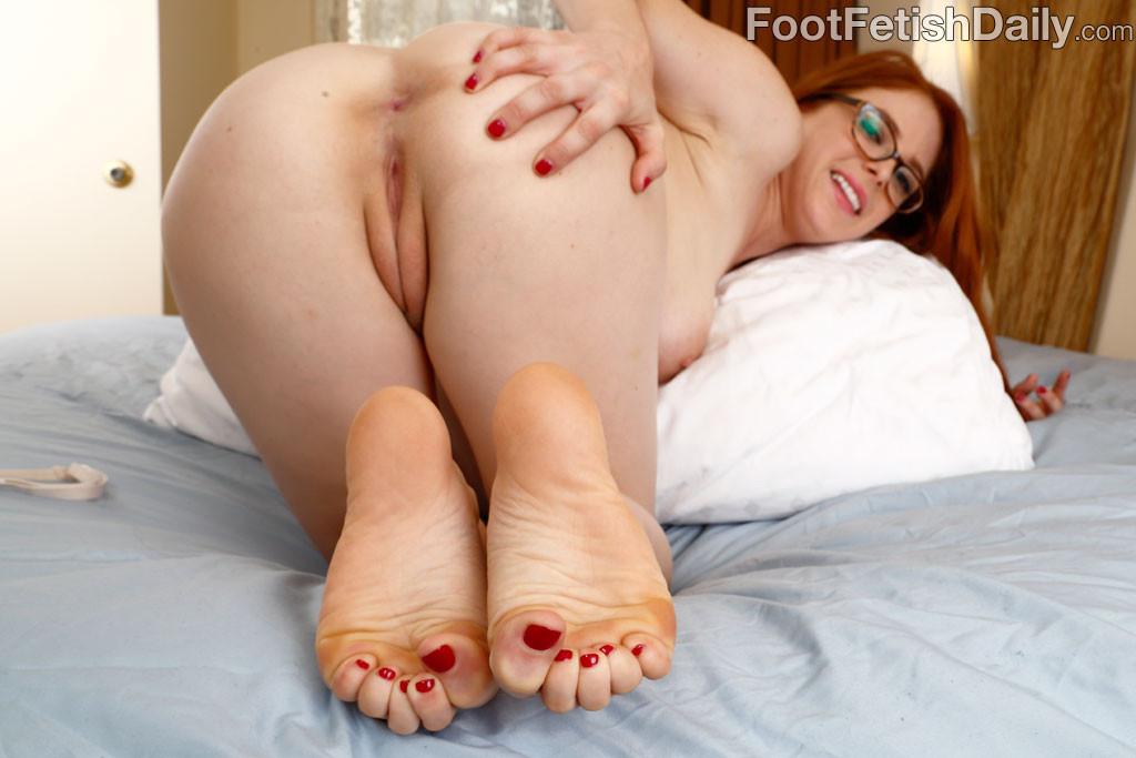 Accept. Hot sexy redhead feet