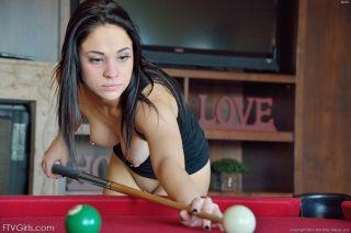 FTV Girls Nicki Erotic Pool Play