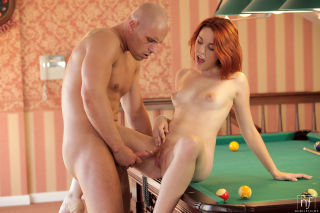 Redhead Amarna Miller Fucked Doggystyle
