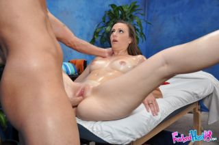 Hot and sexy 18 year old Summer gets fucked hard f
