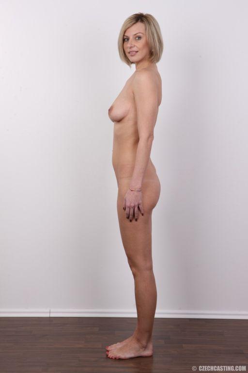 Naughty wife posing naked