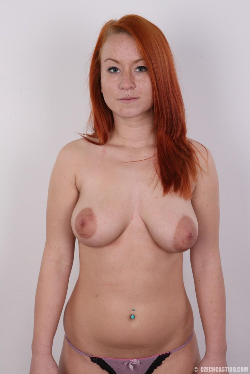 Czech Casting Shy Blonde
