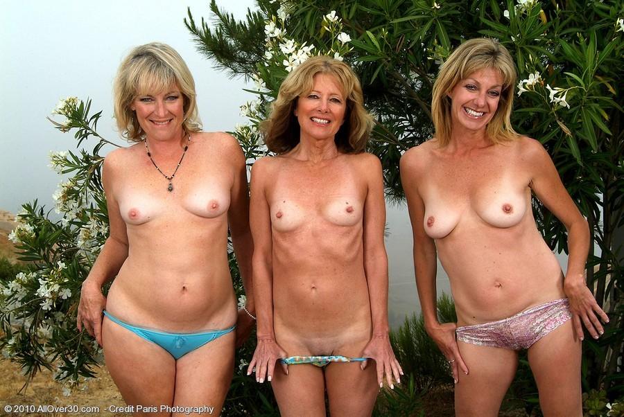 Nude woman boobs